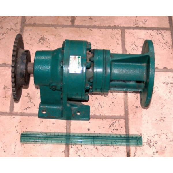 SUMITOMO 043HP SM-CYCLO  HC 3105/08 Gear Speed Reducer 165: 1 Ratio, 1750 RPM #1 image