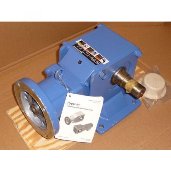 Sumitomo SM-Hyponic Right Angle Gear Speed Reducer, RNHX-1420RY-J1-10, 10:1 origin #2 image