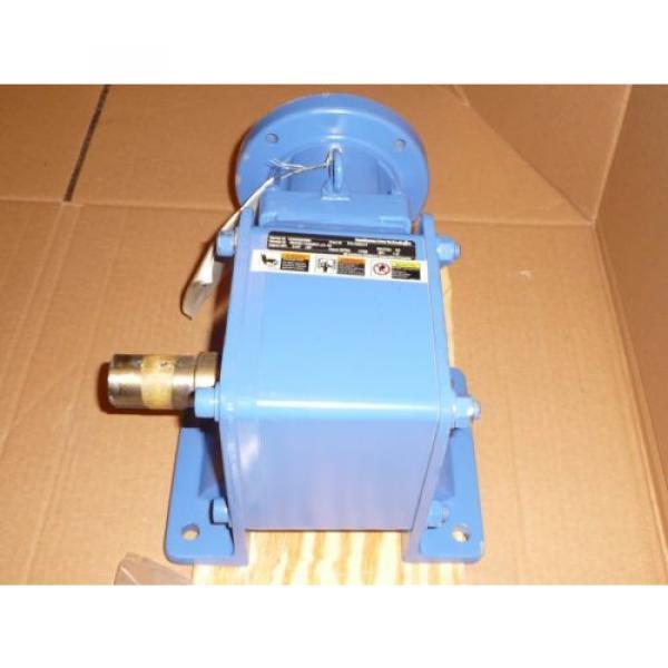 Sumitomo SM-Hyponic Right Angle Gear Speed Reducer, RNHX-1420RY-J1-10, 10:1 origin #4 image