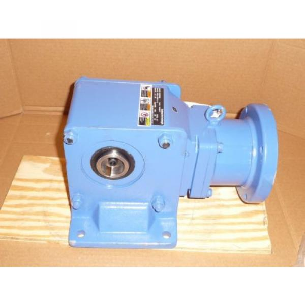 Sumitomo SM-Hyponic Right Angle Gear Speed Reducer, RNHX-1420RY-J1-10, 10:1 origin #5 image