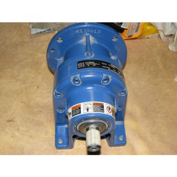 SUMITOMO SM-CYCLO DRIVE TECHNOLOGIES GEAR SPEED REDUCER RATIO 6:1 INPUT HP 8 #2 image