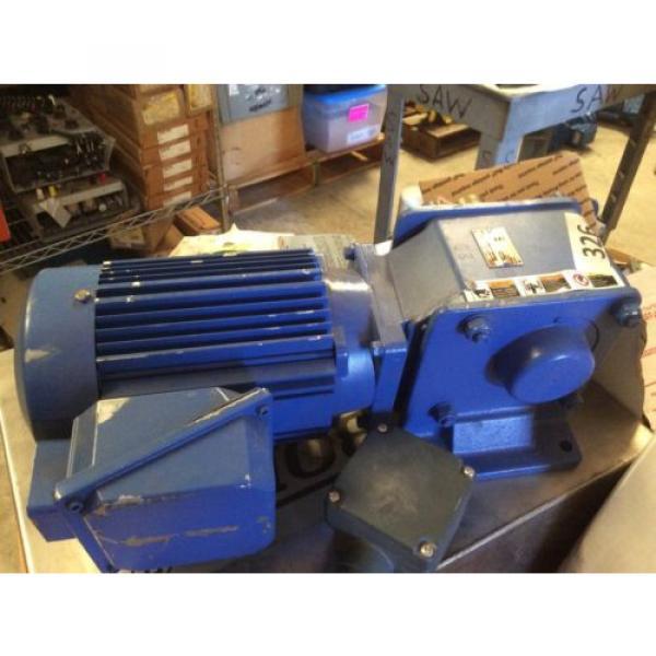 SUMITOMO DRIVE HYPONIC GEAR MOTOR RNYM113201YYAJ120 Origin NOS $799 #1 image