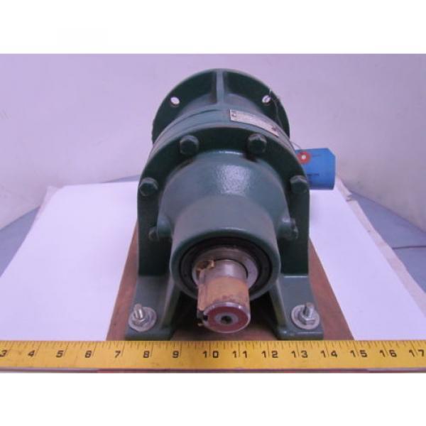 Sumitomo HC3090 59:1 31 HP 296 RPM Inline Planetary Speed Reducer Gear Box Origin #2 image