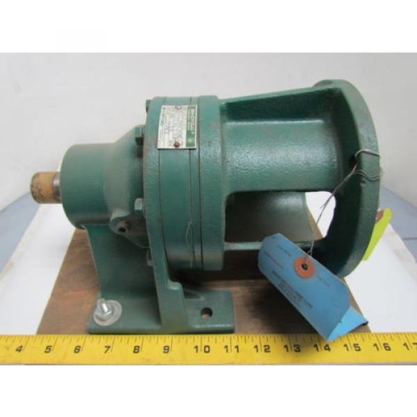Sumitomo HC3090 59:1 31 HP 296 RPM Inline Planetary Speed Reducer Gear Box Origin #3 image