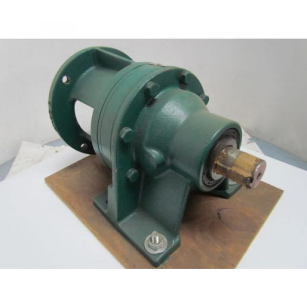 Sumitomo HC3090 59:1 31 HP 296 RPM Inline Planetary Speed Reducer Gear Box Origin #7 image