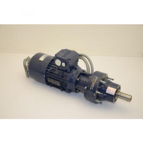 WATT Drive WAC81K4 Gear Motor, 230/400VAC w/ Sumitomo CNFX 29:1 Gearhead #1 image