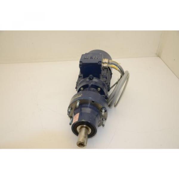 WATT Drive WAC81K4 Gear Motor, 230/400VAC w/ Sumitomo CNFX 29:1 Gearhead #3 image