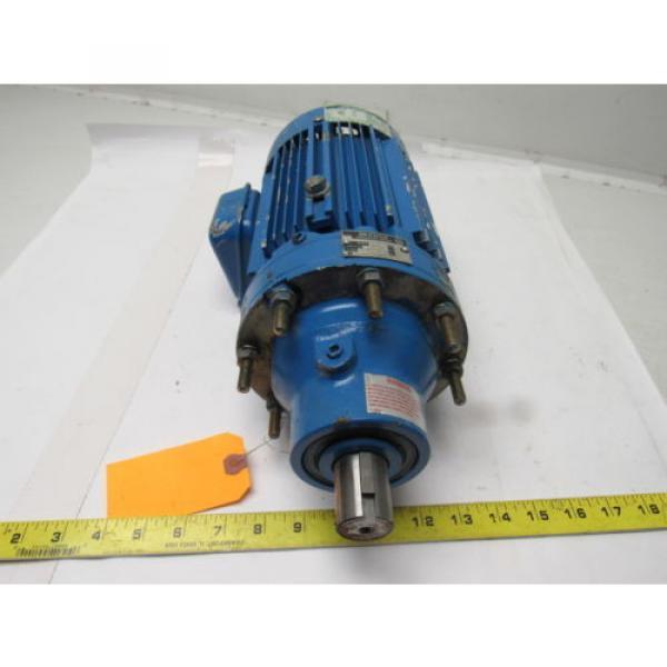 Sumitomo SM-Cyclo CNFM084095YB13 3/4HP Gear Motor 13:1 Ratio 208-230/460V 3Ph #4 image