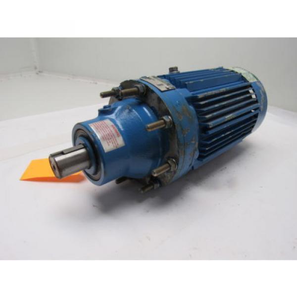Sumitomo SM-Cyclo CNFM084095YB13 3/4HP Gear Motor 13:1 Ratio 208-230/460V 3Ph #5 image