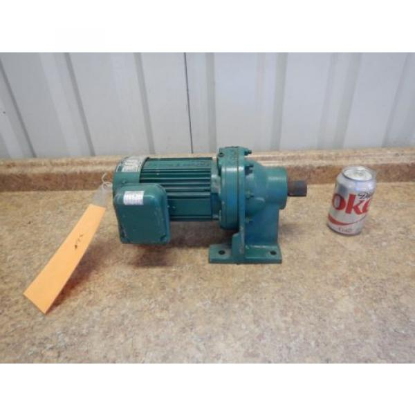 Origin Sumitomo CNHM-05-4090-YB Gear Reducer amp; Motor 1/2 HP 15:1 Ratio 230/460 Volt #1 image