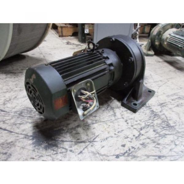 Sumitomo SM-Cyclo Motor amp; Gear TC-F/HM3145/10A 2HP 230/460V 61/30A Used #1 image