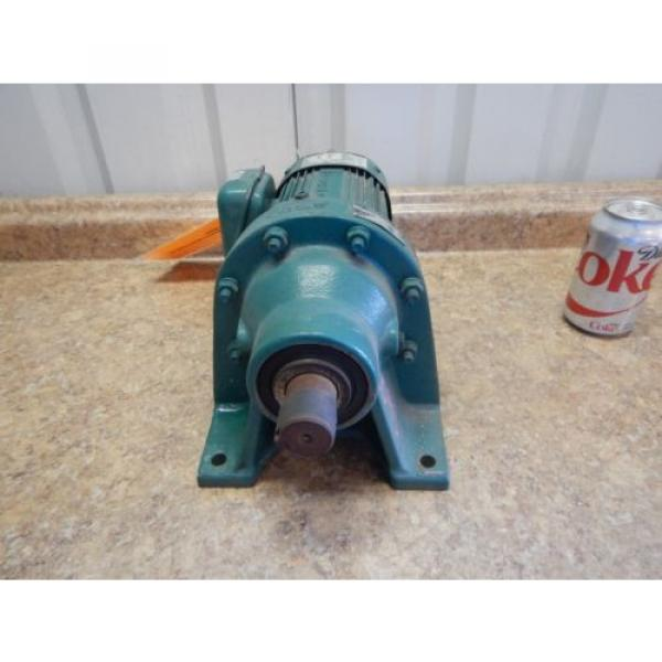 Origin Sumitomo CNHM-05-4090-YB Gear Reducer amp; Motor 1/2 HP 15:1 Ratio 230/460 Volt #5 image