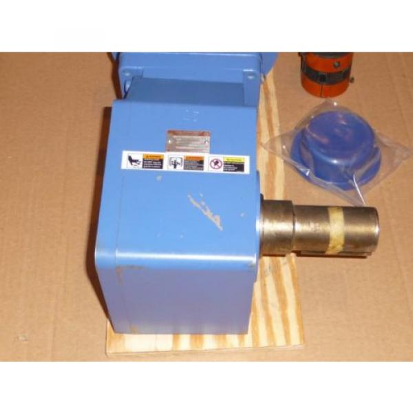 Sumitomo SM-Hyponic Right Angle Gear Speed Reducer, RNFJ-1520LY-X1-25, 25:1 #3 image