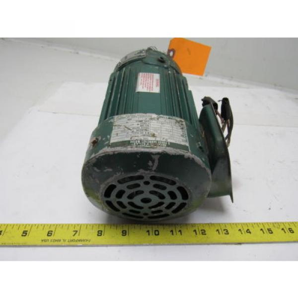 Sumitomo SM-Cyclo CNHM024075YA21 1/4HP Gear Motor 21:1 Ratio 208-230/460V 3Ph #4 image