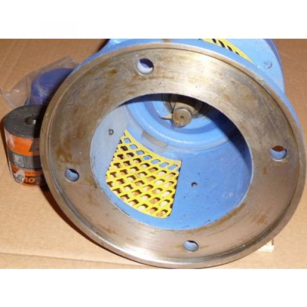 Sumitomo SM-Hyponic Right Angle Gear Speed Reducer, RNFJ-1520LY-X1-25, 25:1 #4 image
