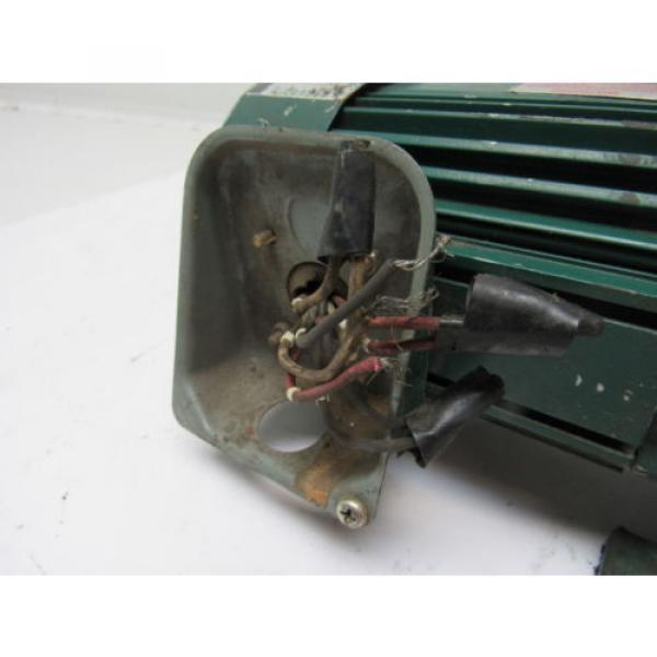 Sumitomo SM-Cyclo CNHM024075YA21 1/4HP Gear Motor 21:1 Ratio 208-230/460V 3Ph #10 image