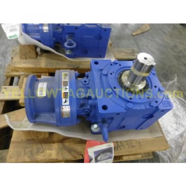 SUMITOMO SM-BEVEL BUDDYBOX GEAR REDUCER LHHXS-3A125LK-K1-305 094 HP Origin $699 #1 image