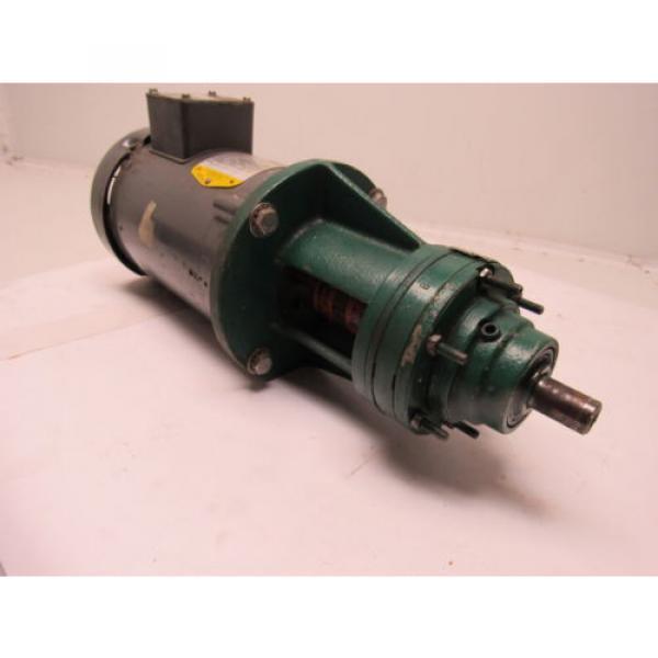 Sumitomo SM-Cyclo CNFJ-4085-Y 3/4HP Gear Motor 21:1 Ratio 208-230/460V 3Ph #5 image