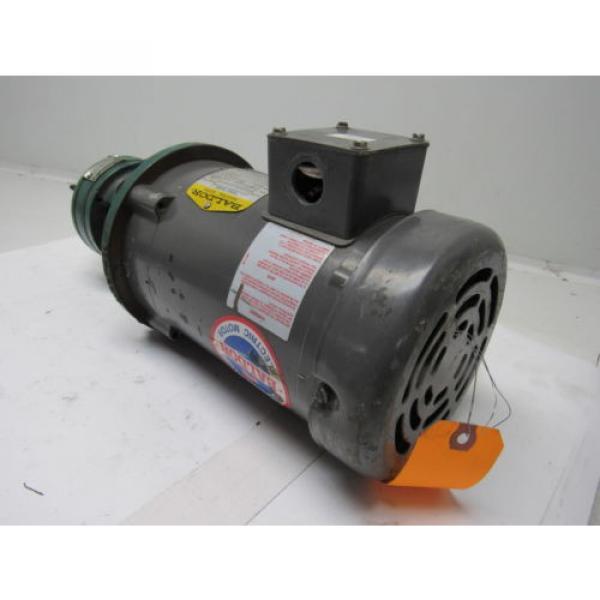 Sumitomo SM-Cyclo CNFJ-4085-Y 3/4HP Gear Motor 21:1 Ratio 208-230/460V 3Ph #6 image