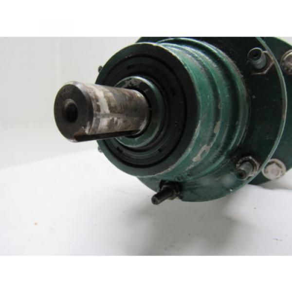 Sumitomo SM-Cyclo CNFJ-4085-Y 3/4HP Gear Motor 21:1 Ratio 208-230/460V 3Ph #7 image