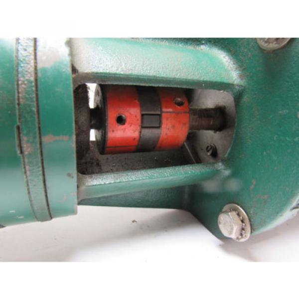 Sumitomo SM-Cyclo CNFJ-4085-Y 3/4HP Gear Motor 21:1 Ratio 208-230/460V 3Ph #8 image