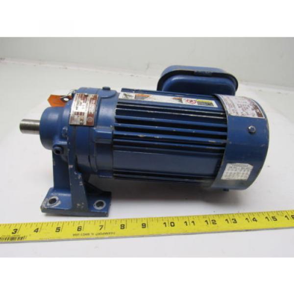Sumitomo SM-Cyclo CNHM05-4085YA-6 1/2HP Gear Motor 6:1 Ratio 208-230/460V 3Ph #1 image