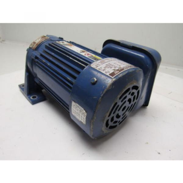 Sumitomo SM-Cyclo CNHM05-4085YA-6 1/2HP Gear Motor 6:1 Ratio 208-230/460V 3Ph #5 image