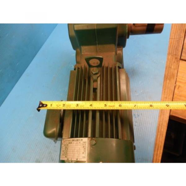 SUMITOMO RMH08-50RY AC GEAR MOTOR CLASS I MOTOR HP 3/4 RATIO 30 RPM 583 #5 image
