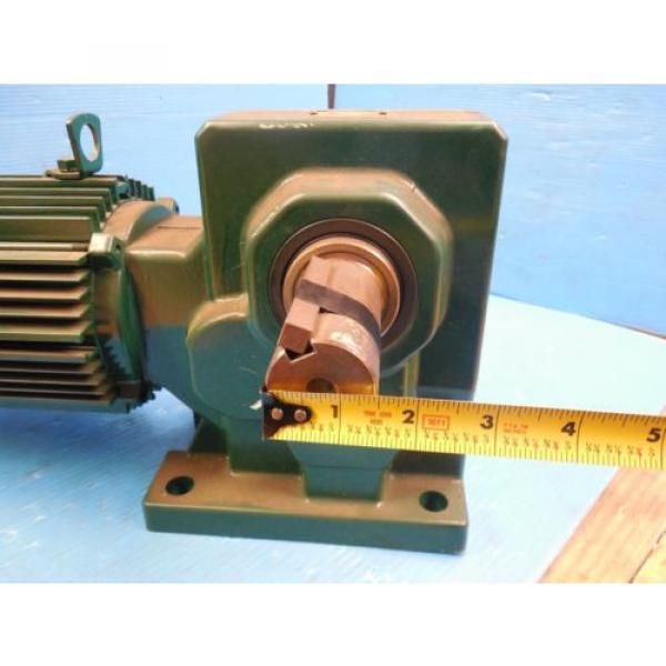 SUMITOMO RMH08-50RY AC GEAR MOTOR CLASS I MOTOR HP 3/4 RATIO 30 RPM 583 #7 image