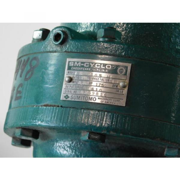 Sumitomo 59:1 Gear Reducer H 3105 HS - Origin Surplus #3 image