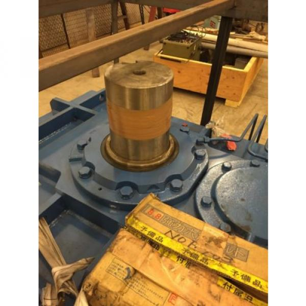SUMITOMO PARAMAX PVD9090Z3A-LL-25685 SPEED REDUCER, GEAR BOX GEAR REDUTION #7 image