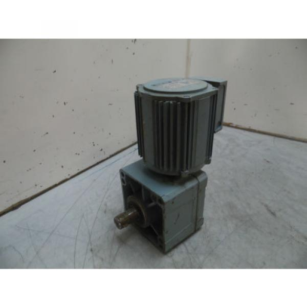Sumitomo Hyponic Induction Geared Motor, RNFM01-20L-60, 60:1 Ratio, Used #1 image