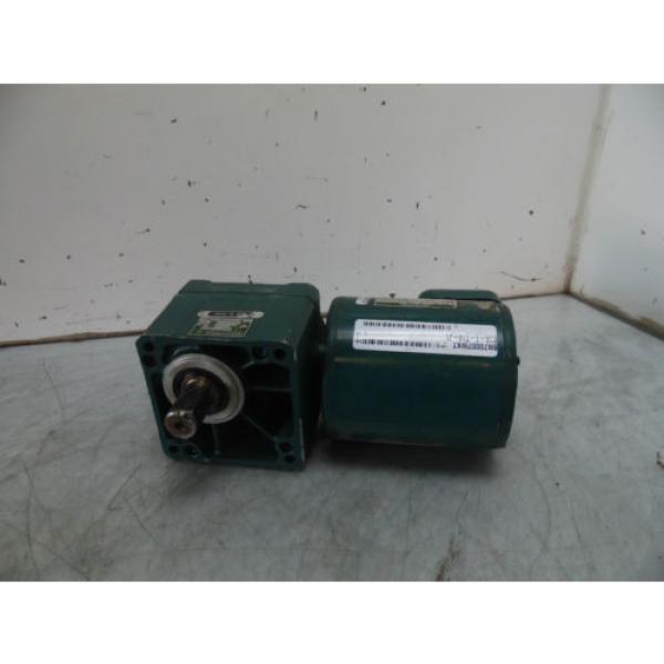 Sumitomo SM-Hyponic Induction Geared Motor, RMH1/8-20L, 20:1 Ratio,  WARRANTY #1 image