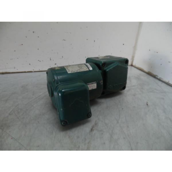 Sumitomo SM-Hyponic Induction Geared Motor, RMH1/8-20L, 20:1 Ratio,  WARRANTY #2 image