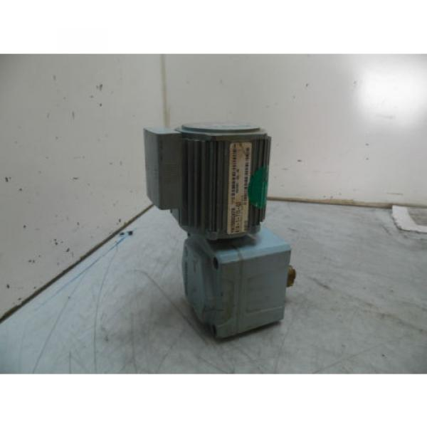 Sumitomo Hyponic Induction Geared Motor, RNFM01-20L-60, 60:1 Ratio, Used #3 image