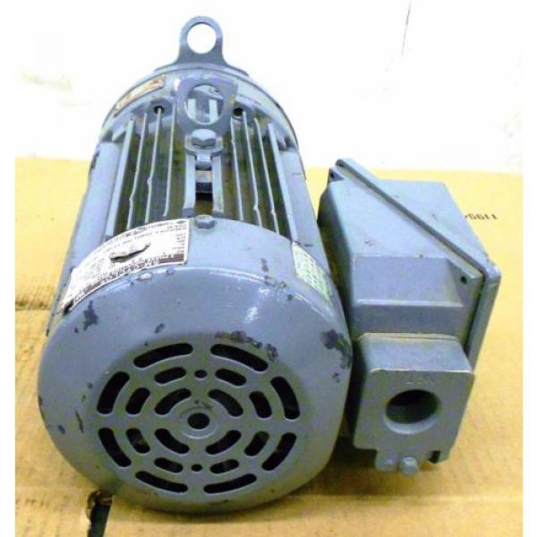 SUMITOMO SM-CYCLO INDUCTION GEAR MOTOR CNHM1-6100YC-29, 1 HP, 3 PH, RATIO 29:1 #7 image