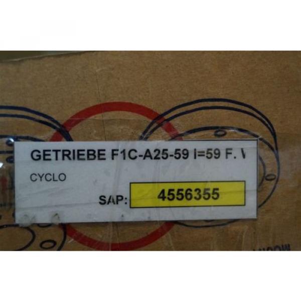 Sumitomo Cyclo Transmission F1C-A25-59 i=59 F1CA2559 #5 image