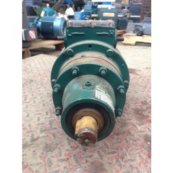Sumitomo SM-Beier Variator HACN-05-3105 1/2HP Gear Drive/Speed Reducer 17:1 #4 image
