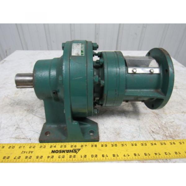 Sumitomo SM-Cyclo HC 3115/09 Inline Gear Reducer 522:1 Ratio 033 Hp #1 image