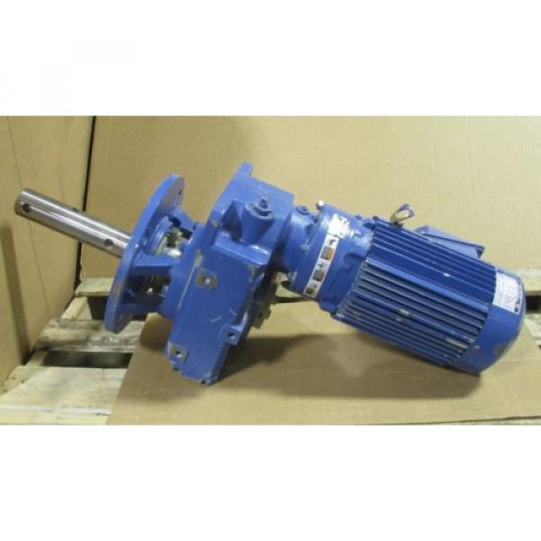 Sumitomo SM-Cycle TC-FX 3 HP EHYMS3-A4105YB-Y1-28 64 RPM Output, Gear Motor origin #2 image
