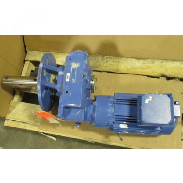 Sumitomo SM-Cycle TC-FX 3 HP EHYMS3-A4105YB-Y1-28 64 RPM Output, Gear Motor origin #6 image