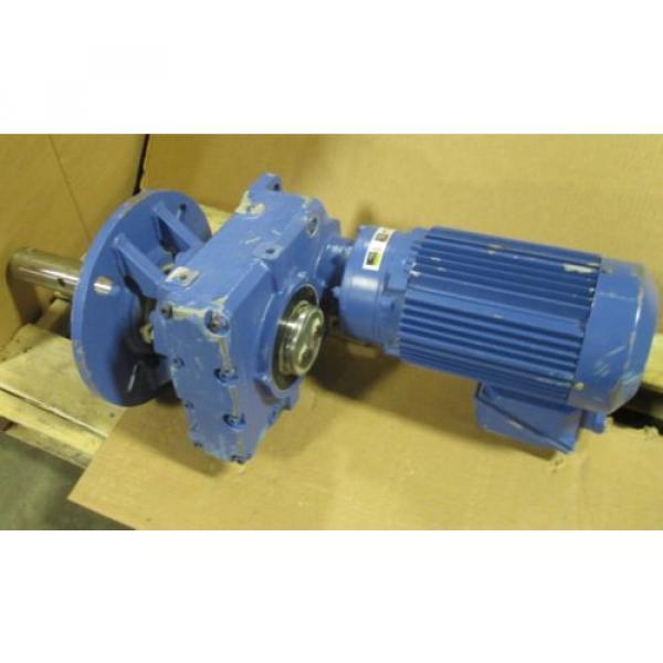Sumitomo SM-Cycle TC-FX 3 HP EHYMS3-A4105YB-Y1-28 64 RPM Output, Gear Motor origin #9 image