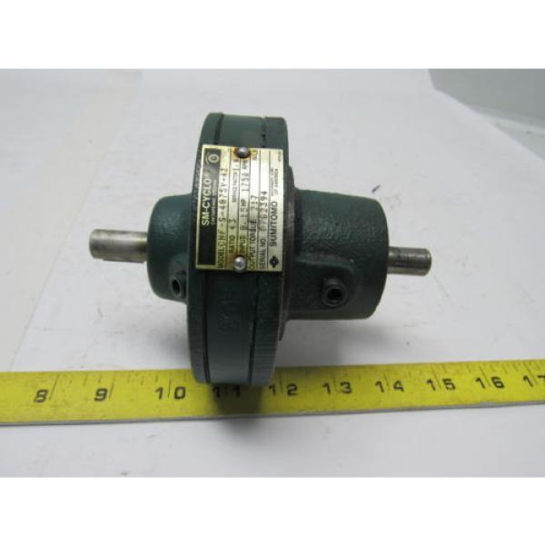 Sumitomo CNF-S-4075Y-43 SM-Cyclo Gear Reducer 43:1 Ratio 15HP 1750RPM #3 image