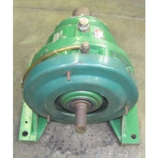 SUMITOMO 2 H1885 SM-CYCLO 59:1 RATIO WORM GEAR SPEED REDUCER GEARBOX REBUILT #3 image