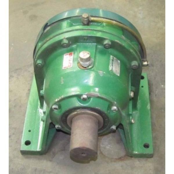 SUMITOMO 2 H1885 SM-CYCLO 59:1 RATIO WORM GEAR SPEED REDUCER GEARBOX REBUILT #4 image