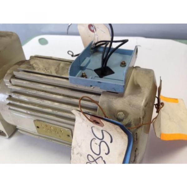 USED SUMITOMO RYNM05-32-5 GEAR REDUCER, 50:1-RATIO, 155821 410-RPM, 50Hz  CC #3 image