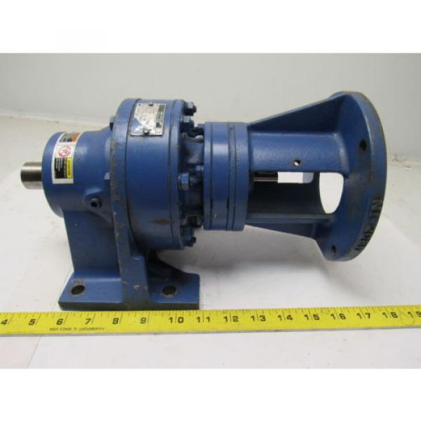 Sumitomo SM-Cyclo CNHJ-4105DAY-187 Inline Gear Reducer 167:1 Ratio 038 Hp #3 image