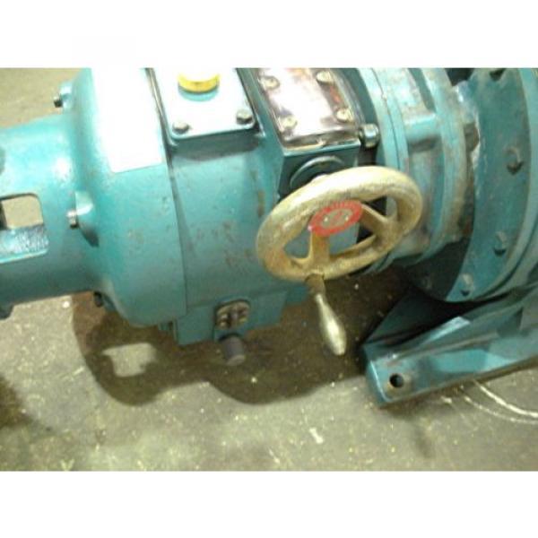 RX-194, SUMITOMO 3AY56 VARIATOR GEAR REDUCER 52000 IN-LB TORQUE 102 RATIO #7 image