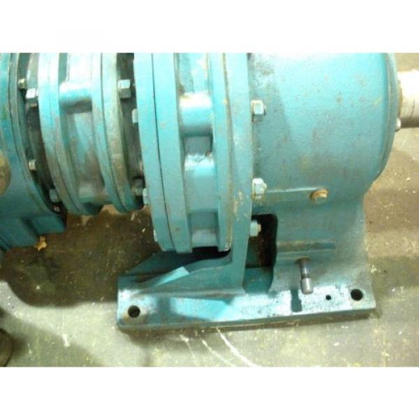 RX-194, SUMITOMO 3AY56 VARIATOR GEAR REDUCER 52000 IN-LB TORQUE 102 RATIO #8 image