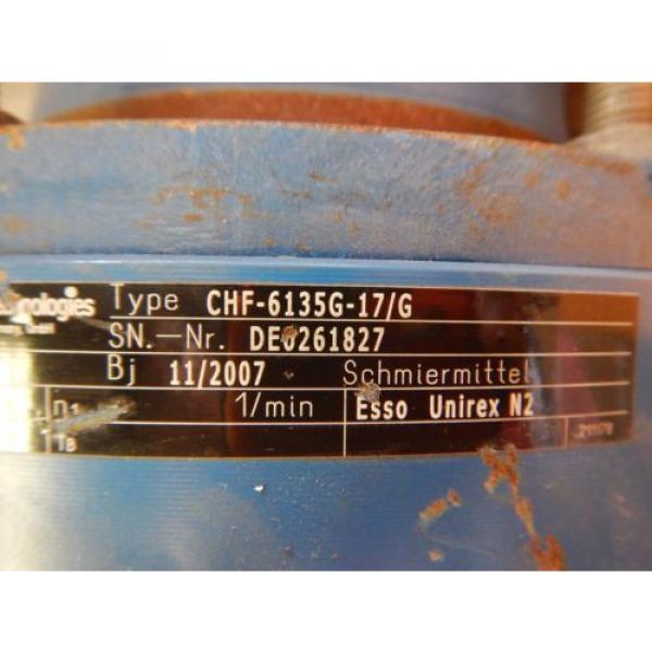 Origin Sumitomo CHF-6135G-17/G Cyclo Drive Speed Reducer Gearbox Horizontal Mount #6 image